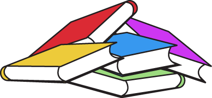 Stack of books image stack clipart school book clip art 6
