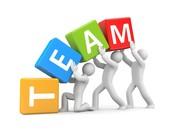 Team challenge clipart