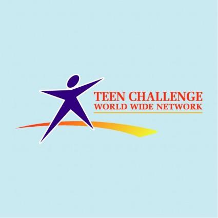 Teen challenge clipart