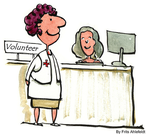 Vbs volunteer clip art image 2
