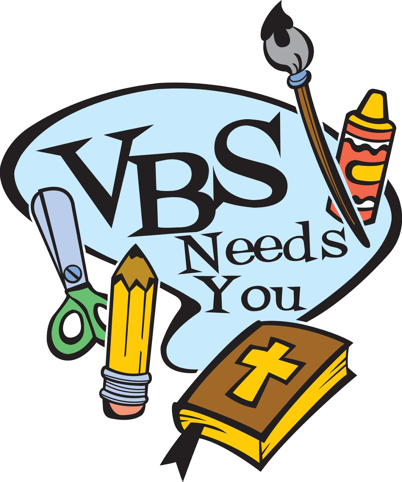 Volunteer clip art free for churches 3