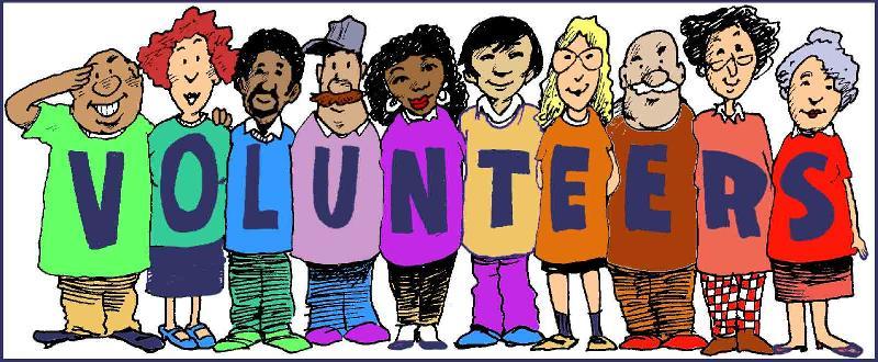 Volunteers clip art free clipart images