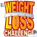 Weight loss challenge clipart