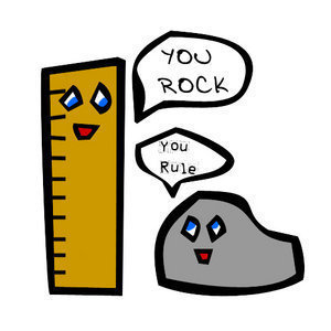 You rock clipart schliferaward