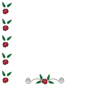 Apple border clipart 6 free clipart images
