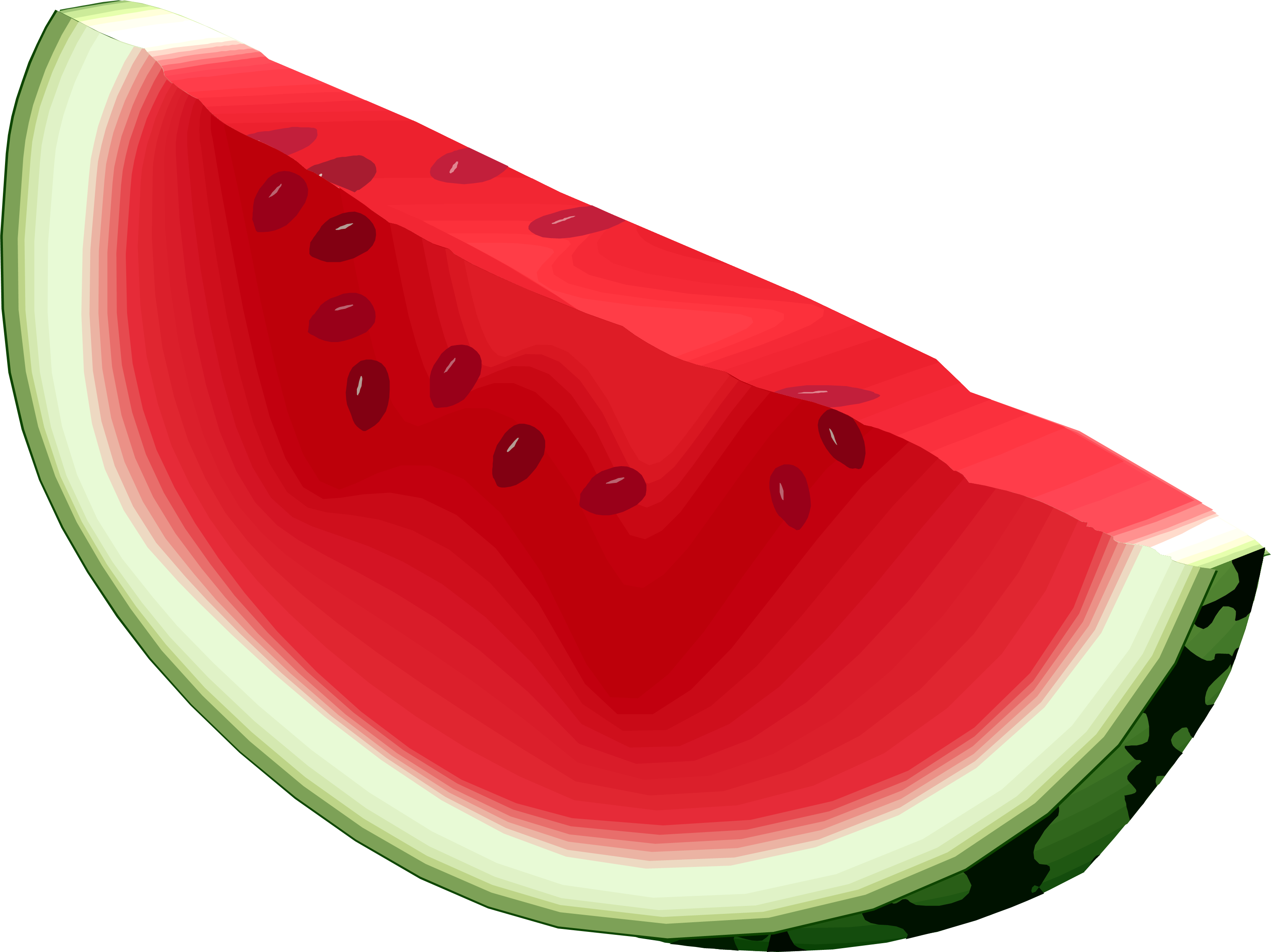 Backgrounds for watermelon slice clip art no background