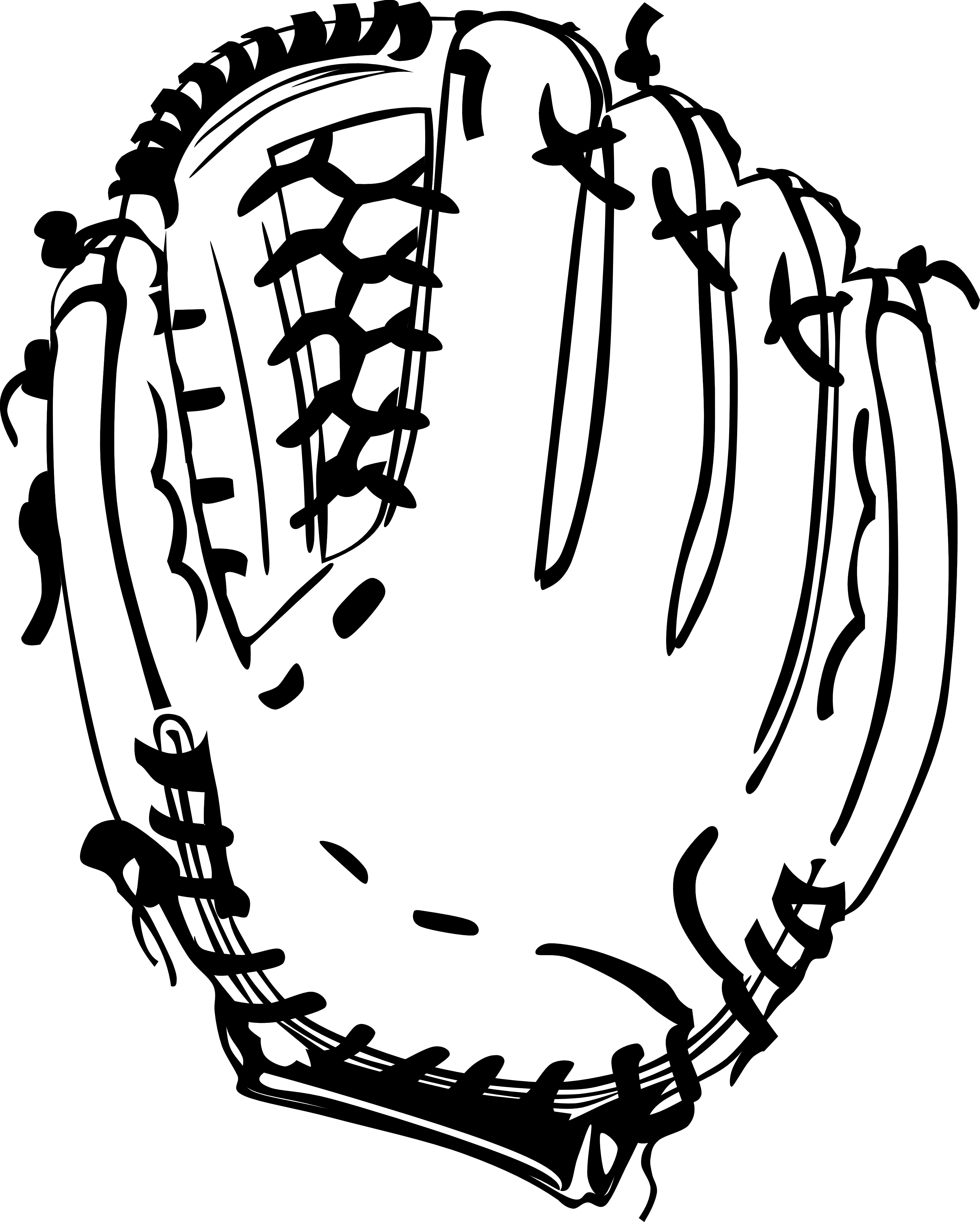 Baseball diamond baseball clipart black and white free clip art images