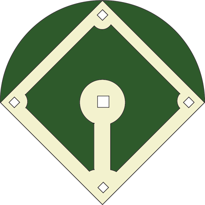 Baseball diamond baseball field clip art 4 2
