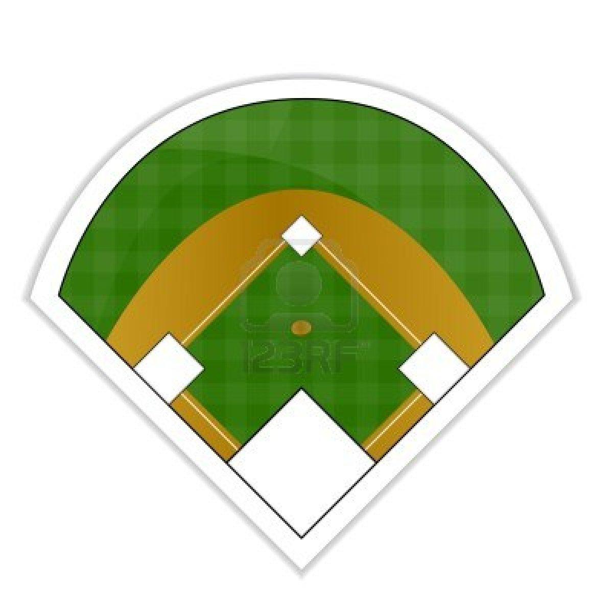 Baseball diamond clip art biezumd