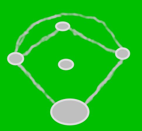 Baseball diamond how to draw a baseball stadium clip art library
