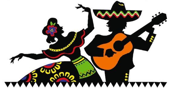 Fiesta borders cliparts free download clip art