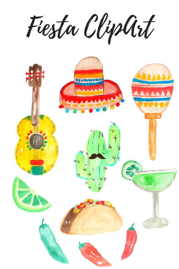 Fiesta clip art taco clip art cinco de mayo