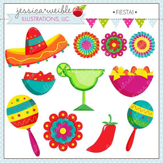Fiesta mexican clipart ideas on clipart de cactus 3