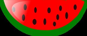 Free clipart watermelon slice vectors
