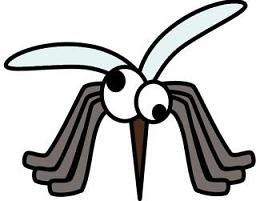 Free mosquito clipart