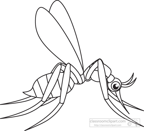 Mosquito clip art free clipart images 2 clipart