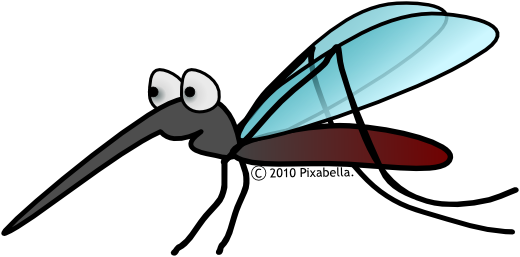 Mosquito clip art free clipart images