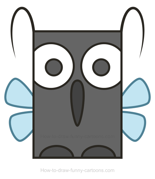 Mosquito clipart 3