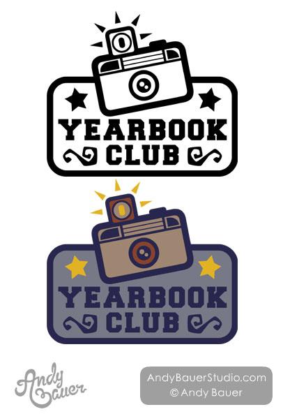 School yearbook clipart 2 clipart
