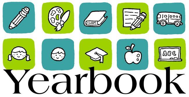 Scrapbook yearbook scrapbooking yearbooks clipart clipart