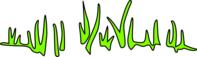 Seaweed cartoon grass clip art at vector clip art