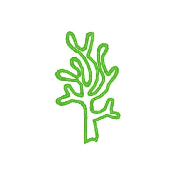 Seaweed mega hoop design nobbieneezkids clip art