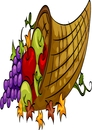 Thanksgiving cornucopia clipart 9 images collections hd for