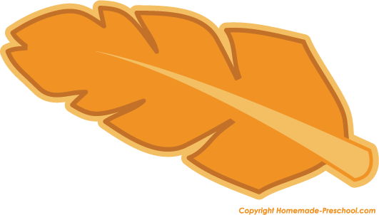 Turkey feather free thanksgiving clipart