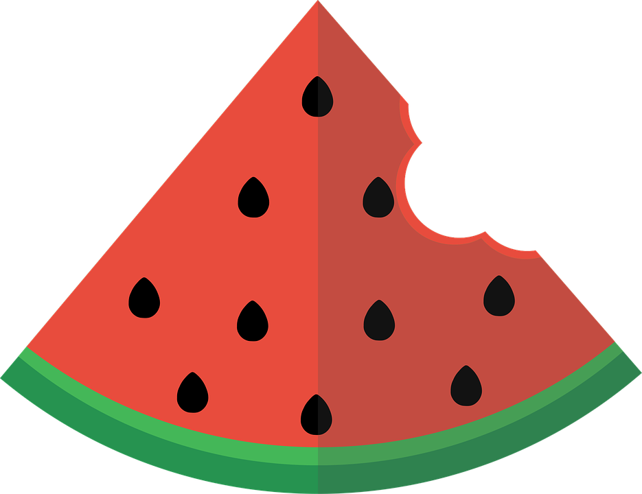 Watermelon slice free pictures on pixabay clipart