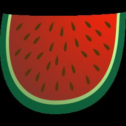 Watermelon slice free to use clip art