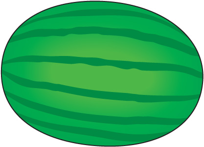 Watermelon slice watermelon clip art free vector in encapsulated postscript