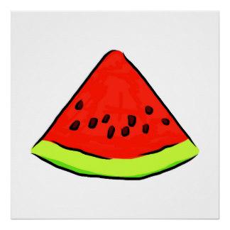 Watermelon slice watermelon seeds art clip art