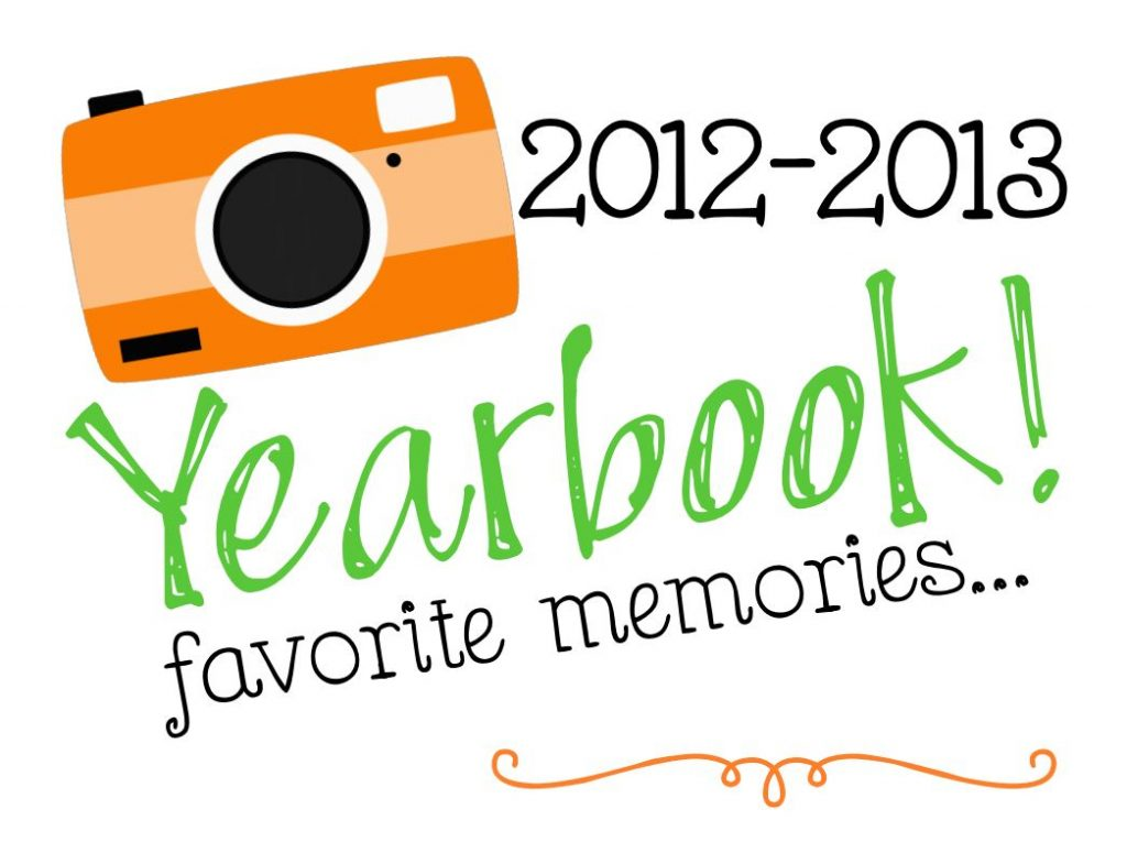 Yearbook clipart 9