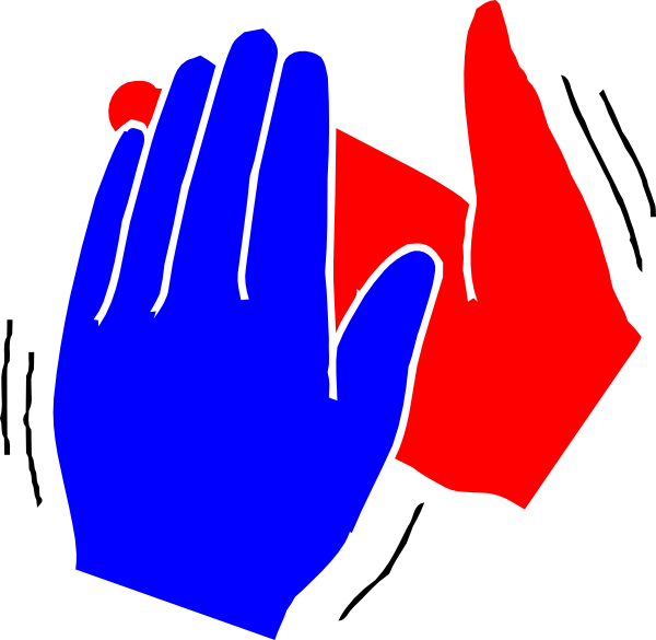 Applause clap your hand clipart clip art library