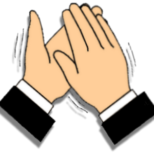 Applause clapping hands cliparts free download clip art
