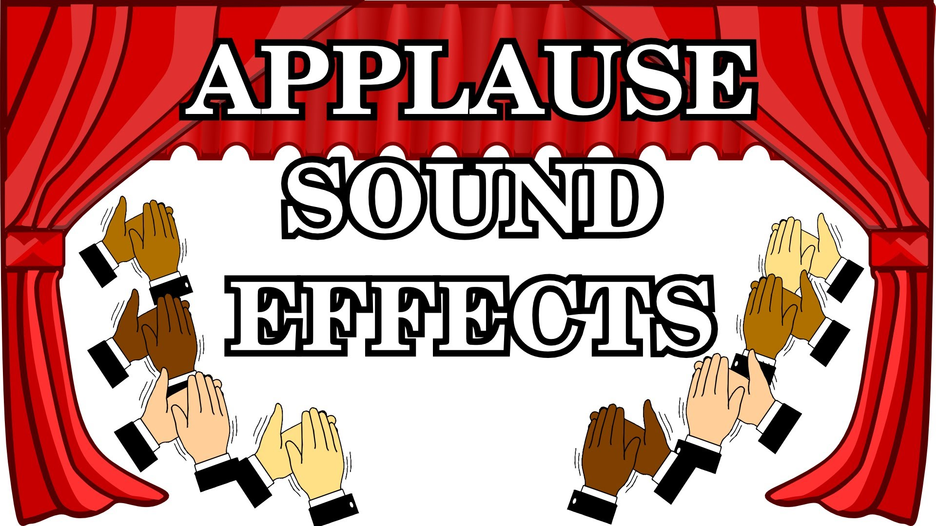 Applause sound effect high quality free download youtube clipart