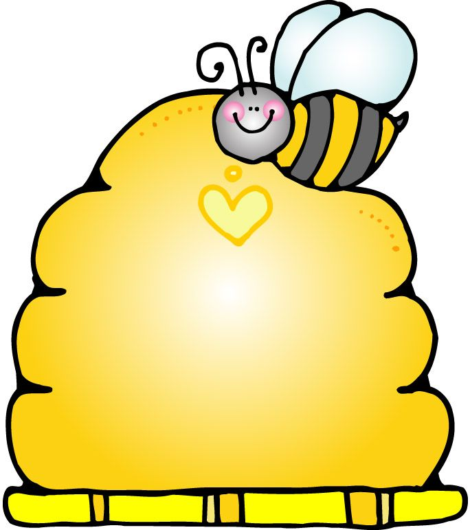 Beehive bee clipart ideas on bumble bee images cute 2