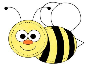 Beehive bees and honey clipart soooo cute bee hive various bees