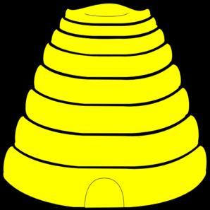 Beehive clip art at vector clip art