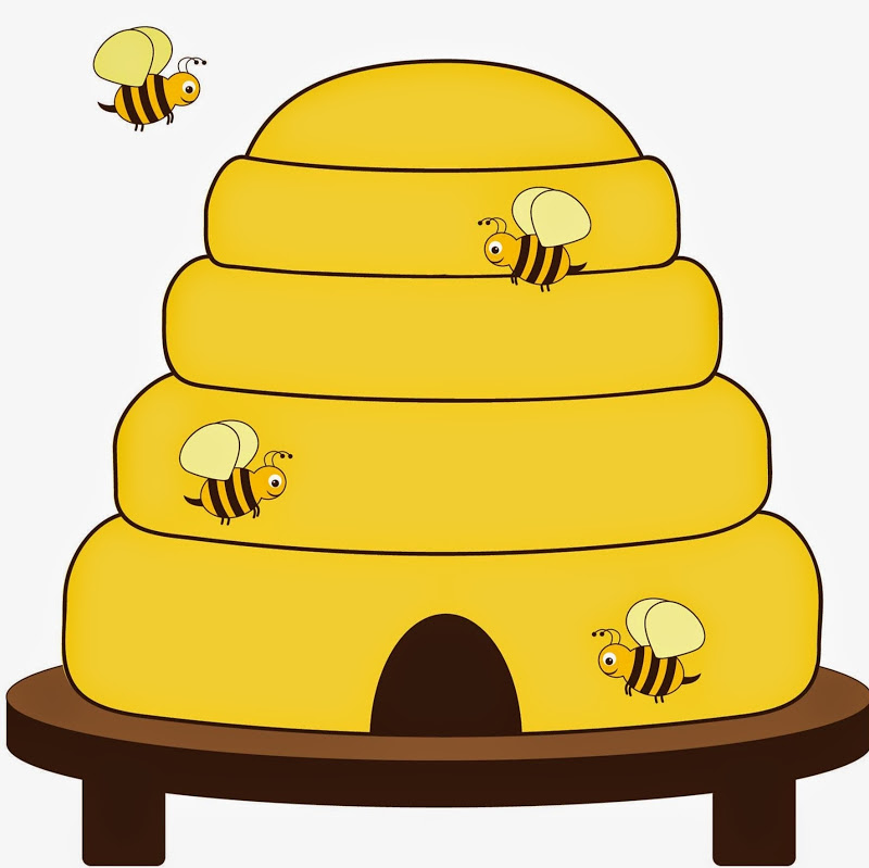 Beehive clipart library clip art library