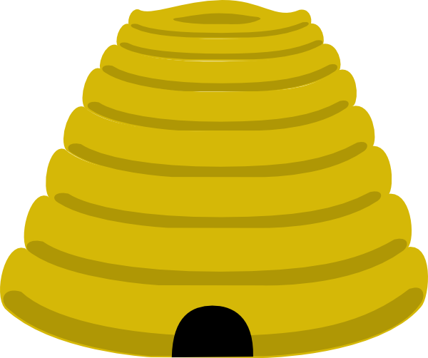 Beehive image of bee hive clipart 7 free honey clip art 2 new hd