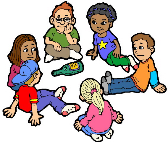 Children playing clip art children