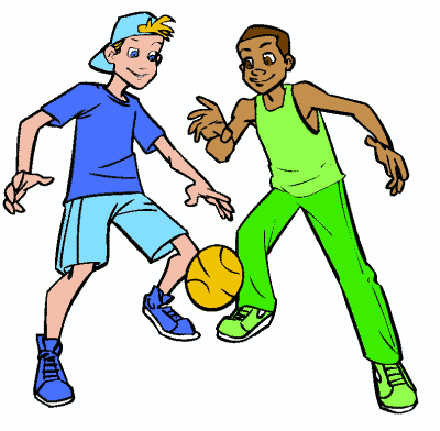 Children playing football clipart clip art library