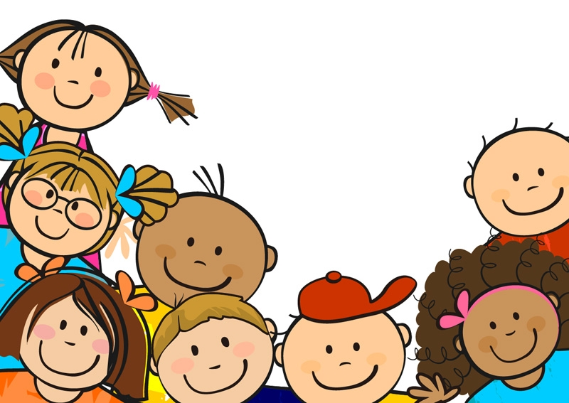 Children playing happy school kids clipart clipartxtras