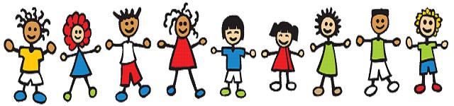 Children playing kids children clip art free image