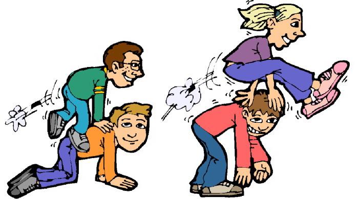 Children playing kids sports clip art