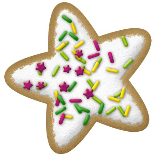Christmas cookie cliparts free download clip art