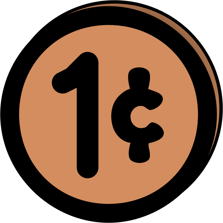 Clipart penny