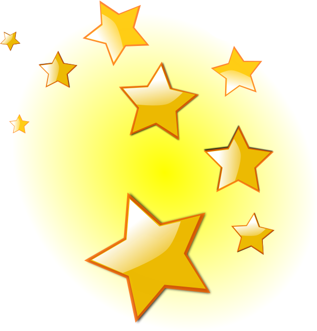 Clipart star clipartandscrap