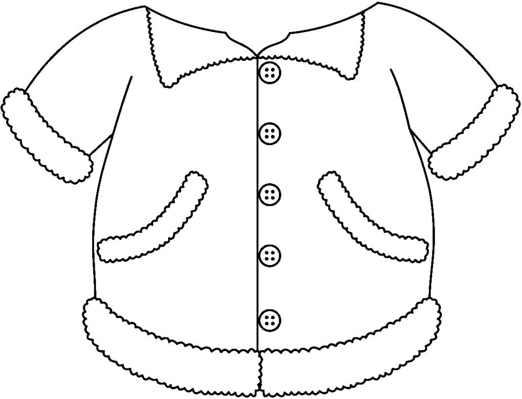 Coat clipart 2